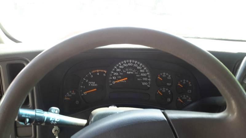 2005 Chevrolet Silverado 3500 2dr Standard Cab LS 4WD LB - Haysville KS