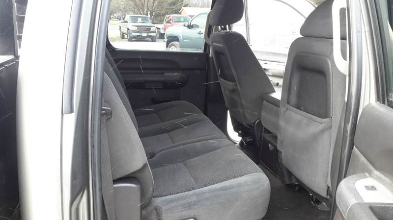 2008 Chevrolet Silverado 2500HD 4WD LT2 4dr Crew Cab SB - Haysville KS