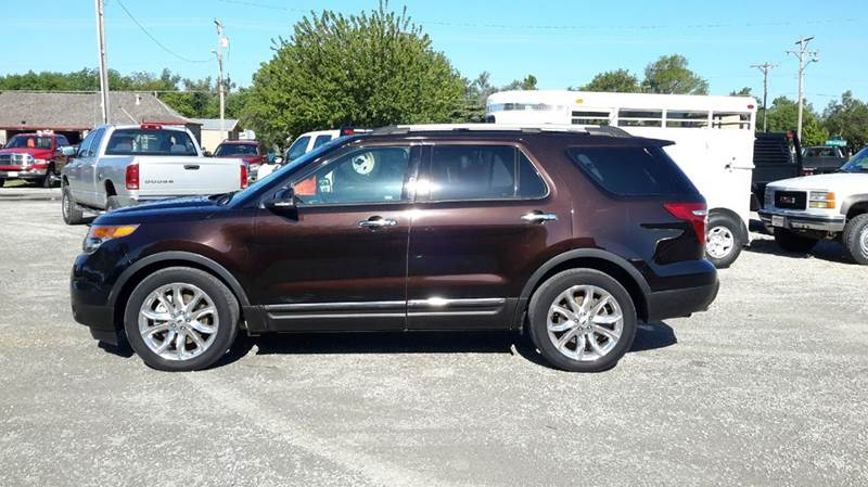 2014 Ford Explorer Limited 4dr SUV - Haysville KS