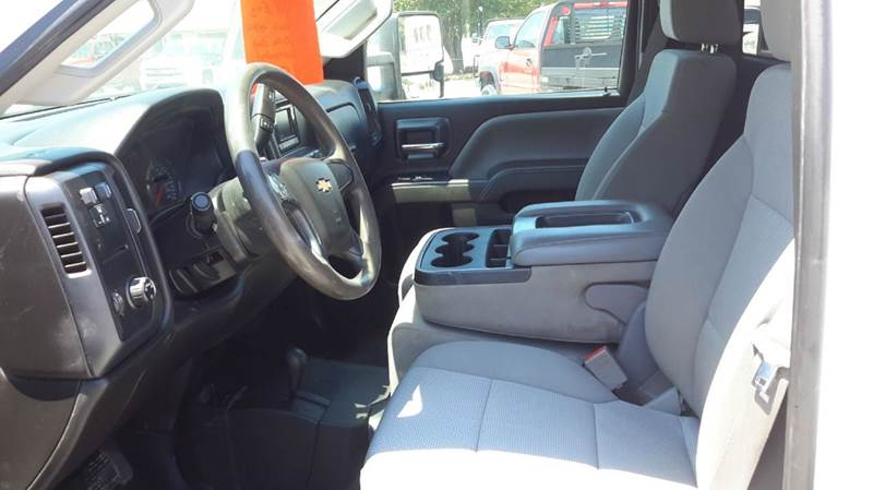 2015 Chevrolet Silverado 3500HD 4x4 Work Truck 2dr Regular Cab LB SRW - Haysville KS