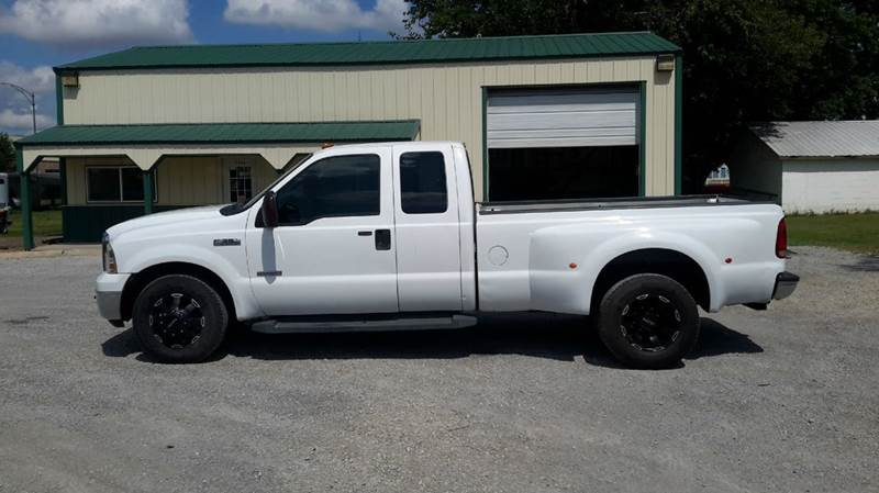 2006 Ford F-350 Super Duty XLT 4dr SuperCab LB DRW - Haysville KS