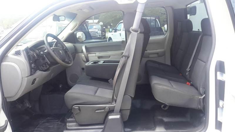 2012 Chevrolet Silverado 2500HD 4x4 Work Truck 4dr Extended Cab SB - Haysville KS