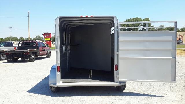 2016 Calico 2 Horse Bumper Slant   - Haysville KS