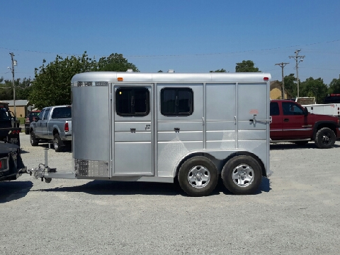 2016 Calico 2 Horse Bumper Slant  for sale in Haysville, KS
