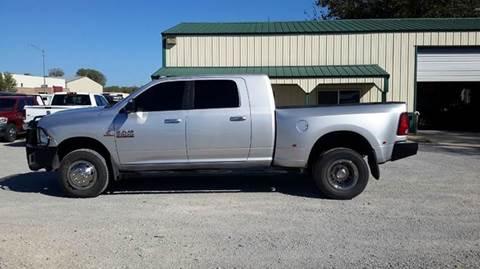 2014 RAM Ram Pickup 3500 for sale in Haysville, KS
