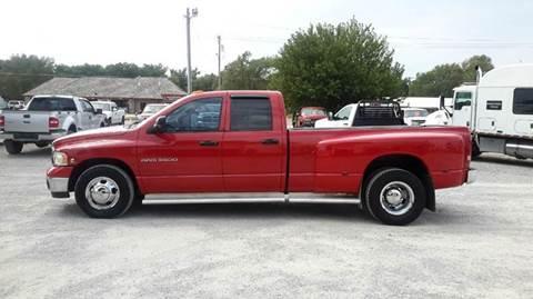 2004 Dodge Ram Pickup 3500 for sale in Haysville, KS