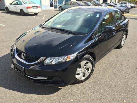 2015 Honda Civic for sale in Chantilly, VA