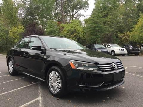 2015 Volkswagen Passat for sale in Chantilly, VA