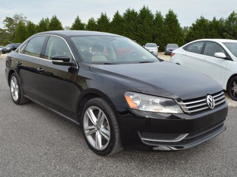 2014 Volkswagen Passat for sale in Piedmont, SC