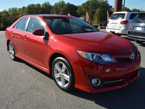 2014 Toyota Camry for sale in Piedmont, SC