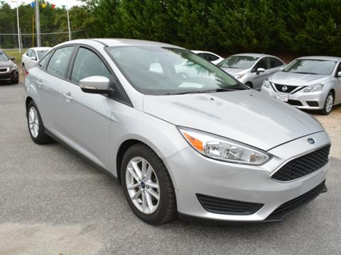 2016 Ford Focus for sale in Piedmont, SC