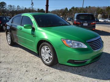 2012 Chrysler 200 for sale in Piedmont, SC