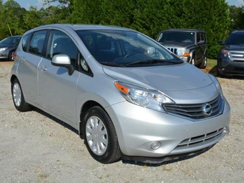 2014 Nissan Versa Note for sale in Piedmont, SC