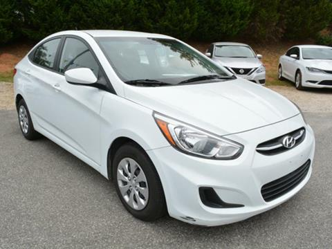 2016 Hyundai Accent for sale in Piedmont, SC