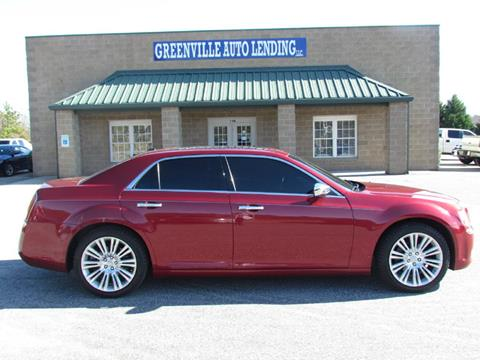 Chrysler 300 For Sale In Piedmont Sc Carsforsale Com