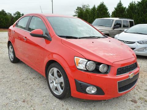 2016 Chevrolet Sonic for sale in Piedmont, SC