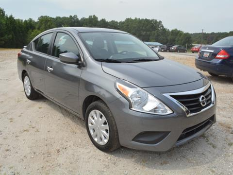 2016 Nissan Versa for sale in Piedmont, SC