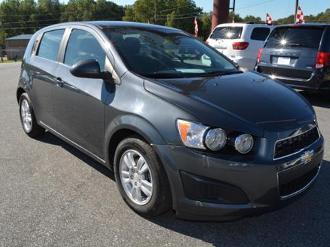 2013 Chevrolet Sonic for sale in Piedmont, SC
