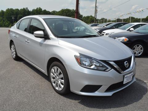 2016 Nissan Sentra for sale in Piedmont, SC