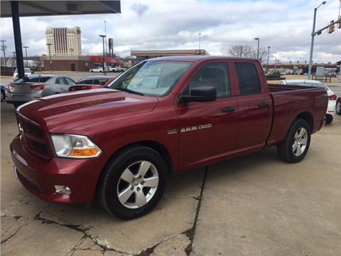 2012 RAM Ram Pickup 1500 for sale in Tulsa, OK