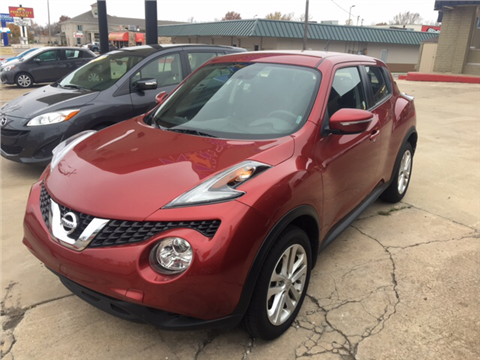 2015 Nissan JUKE for sale in Catoosa, OK