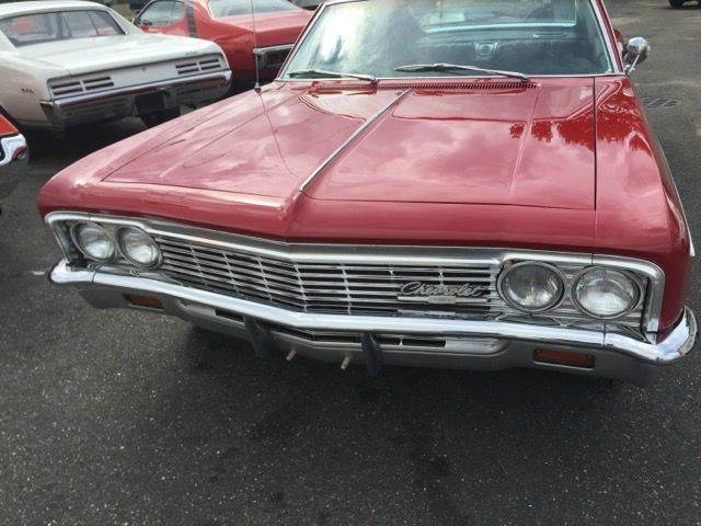 1966 chevrolet impala for sale in west babylon ny for Hollywood motors west babylon