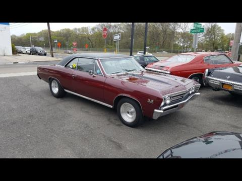1967 Chevrolet Chevelle for sale in West Babylon, NY