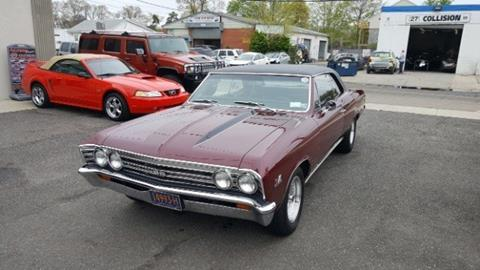 Chevrolet chevelle for sale for Hollywood motors west babylon