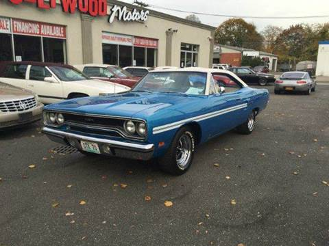 1970 plymouth gtx for sale wisconsin for Hollywood motors west babylon