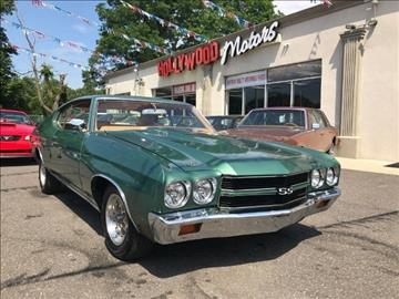 Chevrolet chevelle for sale new york for Hollywood motors west babylon