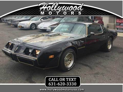 1979 pontiac trans am for sale idaho for Hollywood motors west babylon