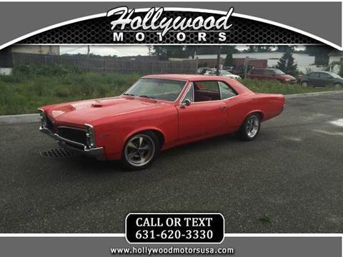 1967 pontiac le mans for sale for Hollywood motors west babylon