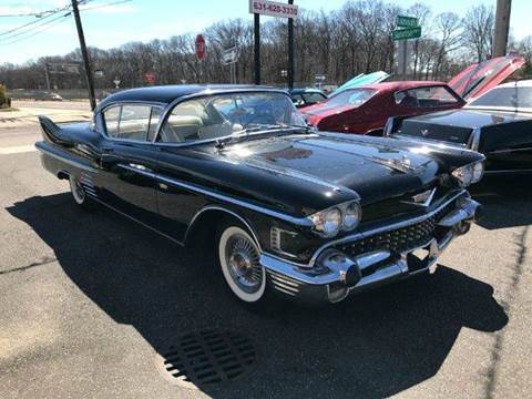 1958 Cadillac Series 62 for sale in West Babylon, NY
