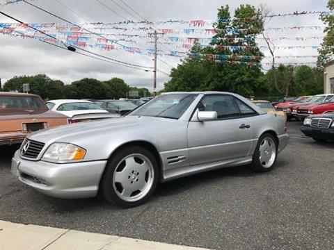 1997 Mercedes-Benz SL-Class for sale in West Babylon, NY