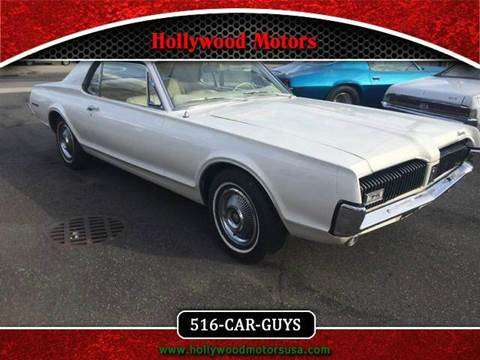 Mercury cougar for sale fort worth tx for Hollywood motors west babylon