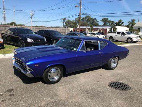 1969 chevrolet chevelle for sale for Hollywood motors west babylon