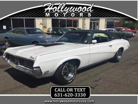 1969 mercury cougar for sale for Hollywood motors west babylon