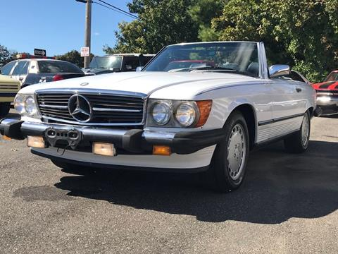1988 Mercedes-Benz 560-Class for sale in West Babylon, NY