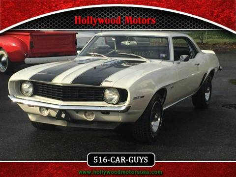 1969 chevrolet camaro for sale in des moines ia for Hollywood motors west babylon
