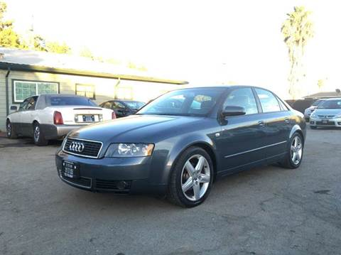 2005 Audi A4 for sale in Concord, CA