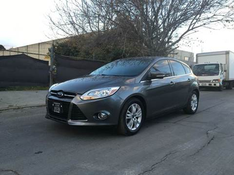 2012 Ford Focus for sale in Concord, CA