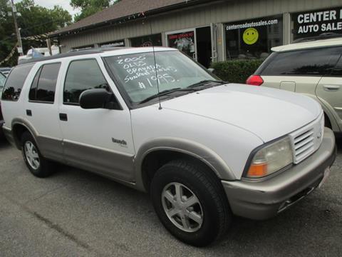 2000 Oldsmobile Bravada for sale in North Ridgeville, OH