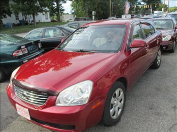 2008 Kia Optima for sale in North Ridgeville, OH