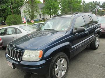 2001 Jeep Grand Cherokee for sale in North Ridgeville, OH