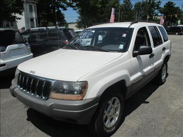 2002 Jeep Grand Cherokee for sale in North Ridgeville, OH