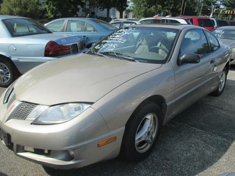 2003 Pontiac Sunfire for sale in North Ridgeville, OH