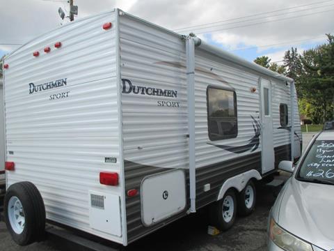 2011 Dutchmen SPORT  25' CAMP for sale in North Ridgeville, OH
