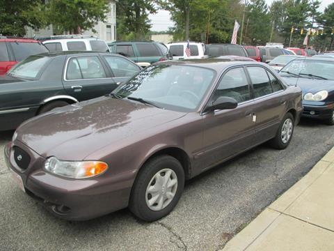 1998 Hyundai Sonata for sale in North Ridgeville, OH