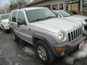 2003 Jeep Liberty for sale in North Ridgeville, OH