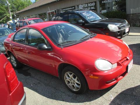 2002 Dodge Neon for sale in North Ridgeville, OH